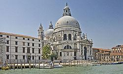 Basilica Di Santa Maria Della Salute Venice