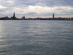 Venice city centre