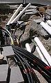 Verlegung von Kabeln unter dem Gehweg.JPG