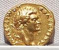 Vespasiano, aureo per domiziano cesare, 72-79 ca. 03.JPG
