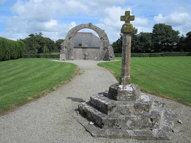 Ancienne église de fr:Reigneville-Bocage, dont la sacristie sert de mairie