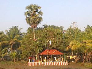 Vethalan Kavu Mahadeva Temple - Image: Vethalan Kavu