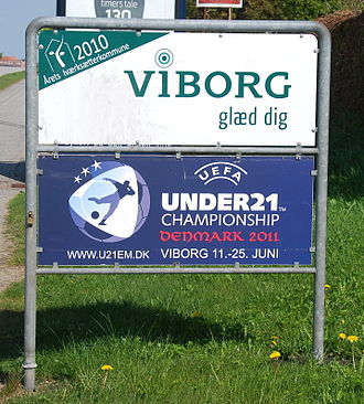 2011 UEFA European Under-21 Championship - Sign in Viborg