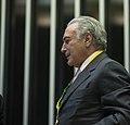Vice-presidente Michel Temer com Medalha Mérito Legislativo 06.jpg