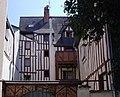 Vieux Tours, Quartier Saint-Gatien, 124,126 rue Colbert XVe,XVIe et XVIIIe siècle.jpg
