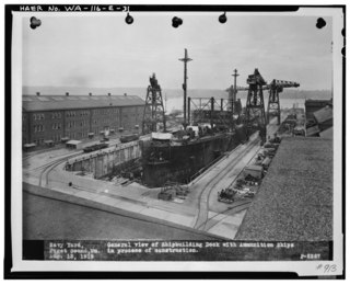 Puget Sound Naval Shipyard Historic District United States historic place