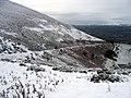 View from the footpath to Moel Famau - geograph.org.uk - 1027869.jpg