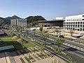 View of Shiiki Hall in Ito Campus, Kyushu University 2.jpg