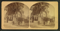 View of a man and woman standing in a street corner, Nashua, by Charles H. Lindsey.png
