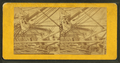 View of deck and masts of a whale ship on its side, from Robert N. Dennis collection of stereoscopic views.png