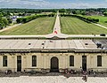 View of the park from the Chambord Castle 01.jpg