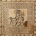 Villa Armira - Central Floor Mosaic in the National Historic Museum Sofia PD 2012 16.JPG