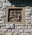 Villa Boveri, Wappen im Gemäuer der Villa.JPG