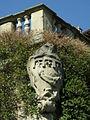 Villa Medici di Fiesole, stemma del Del Sera.JPG