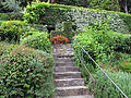Villa san michele, giardino est 29.JPG