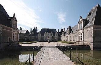 Château de Villesavin - Image: Villesavin 01