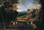 Viola, Gian Battista - Landscape with a Hunting Party - after 1603.jpg