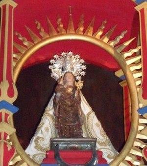 Virgen de guadalupe, patrona de la gomera