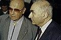 Visite de Mr Curien au SIA 1991-4-cliche Jean Weber.jpg