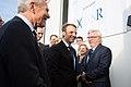 Visite du Président de la République Française à l'Ecole polytechnique (37876463246).jpg