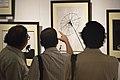 Visitors - Group Exhibition - PAD - Kolkata 2016-07-29 5137.JPG