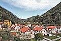 Vista del poblado minero de Bustiello, Mieres (Asturias).jpg