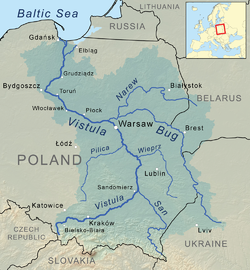 Vistula river map.png