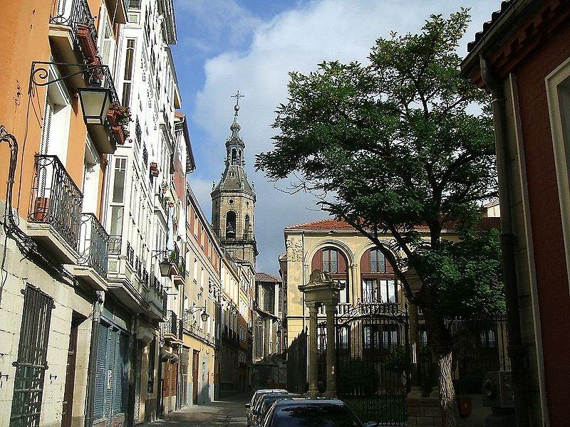 Hotéis em Vitoria-Gasteiz, País Basco