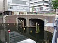 Vlasmarktbrug - Rotterdam - View of the bridge from the southeast.jpg