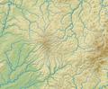 Vogelsberg (Relief und Gewässer) - Deutsche Mittelgebirge, Serie A-de.png