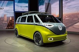 Volkswagen I.D. Buzz Motor vehicle