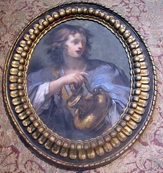 File:Volterrano, ila con il vaso d'oro, 1650 ca., affresco staccato.JPG