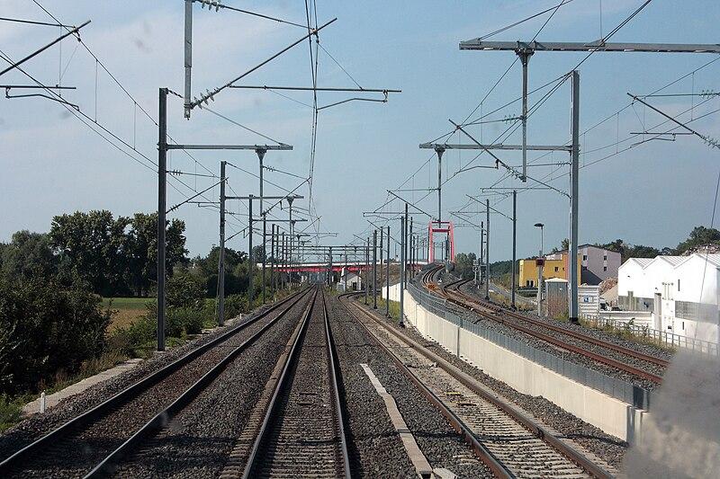 String gare du nord paris 7