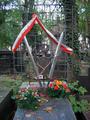 Władysław Liniarski grave.PNG