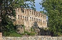 Włosień Heidersdorf Ruine Schloss.jpg