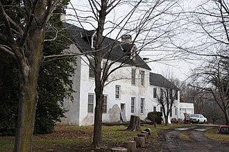 W. Casperson House - Image: W. CASPERSON HOUSE ST. GEORGES, NORTHERN NEW CASTLE COUNTY, DE