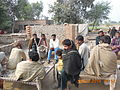 WASH & Disaster Risk Reduction Assessment Work Jhangq1.JPG