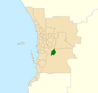 Electoral district of Armadale State electoral district of Perth, Western Australia