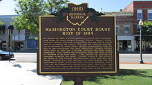 Things to do in washington courthouse ohio