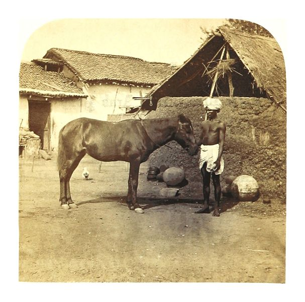 File:WELD 1862 in India pg404 (096 Natives, with Arab Pony).jpg