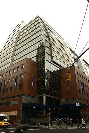 Baruch College - Newman Vertical Campus