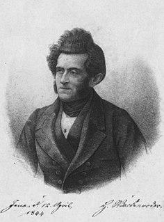 Heinrich Wilhelm Ferdinand Wackenroder German chemist
