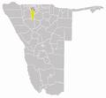 Wahlkreis Uuvudhiya in Oshana.png