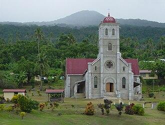 Taveuni - Wairiki Mission, 2003