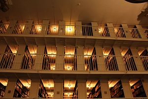 The Institute of Classical Architecture and Art - Bookcases at New York office