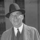 Portrait of Walter P. Chrysler