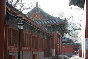 Wanshou Temple - Image: Wanshou Temple pic 2