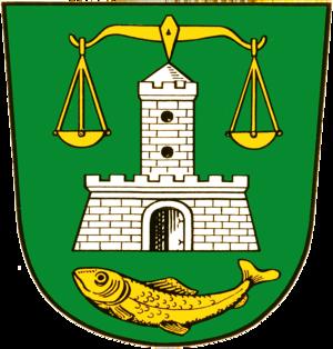 Bienenbüttel - Image: Wappen Bienenbuettel