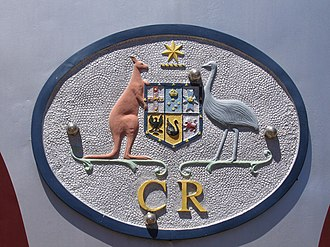Commonwealth Railways - Image: Wappen Commonwealth Railways