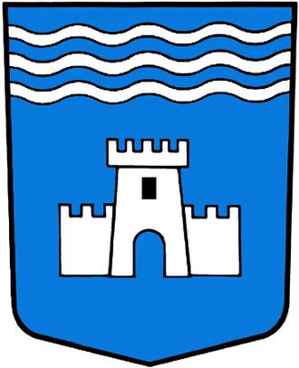 Evionnaz - Image: Wappen Evionnaz
